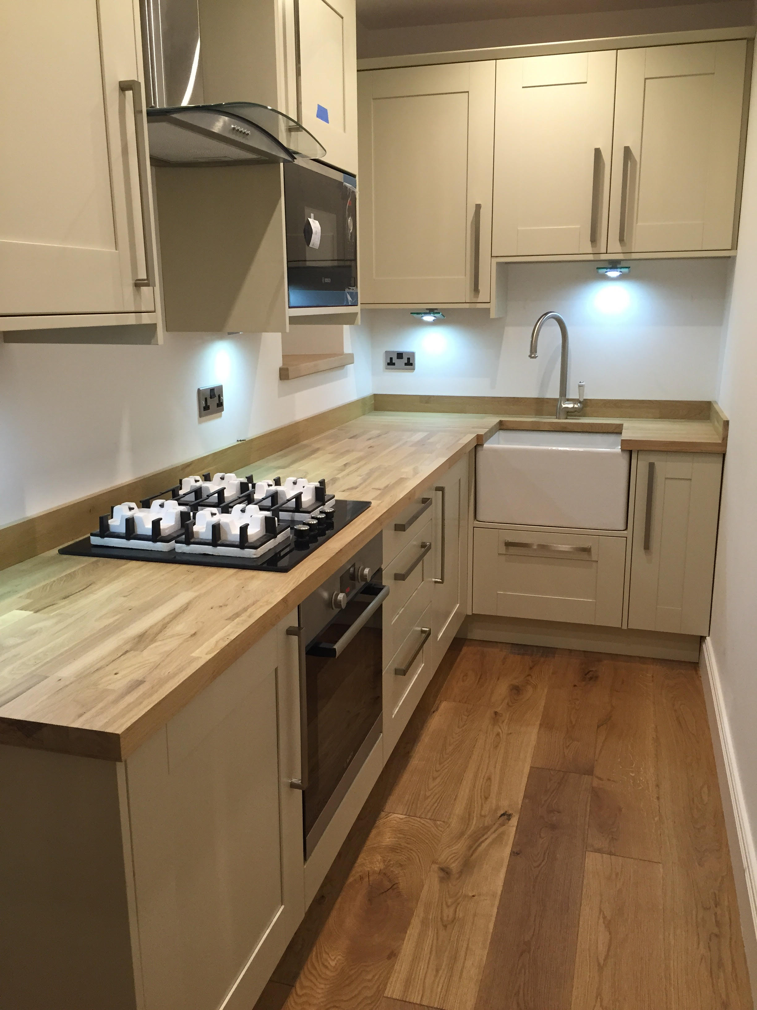 kitchen home renovation East Morton Yorkshire